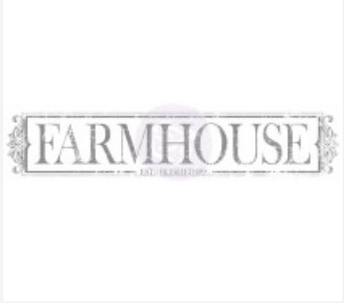 Farmhouse (60inch x 11.3inch)
