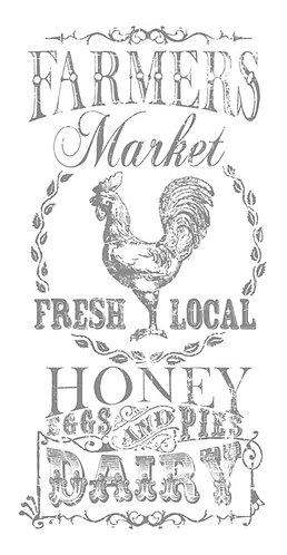 Farmer's Market (18inch x 36inch)