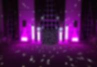 luxurious Disco (pink white)