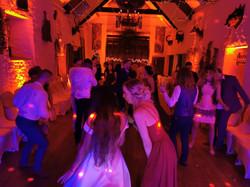 Full Dance Floor @ Miskin Manor