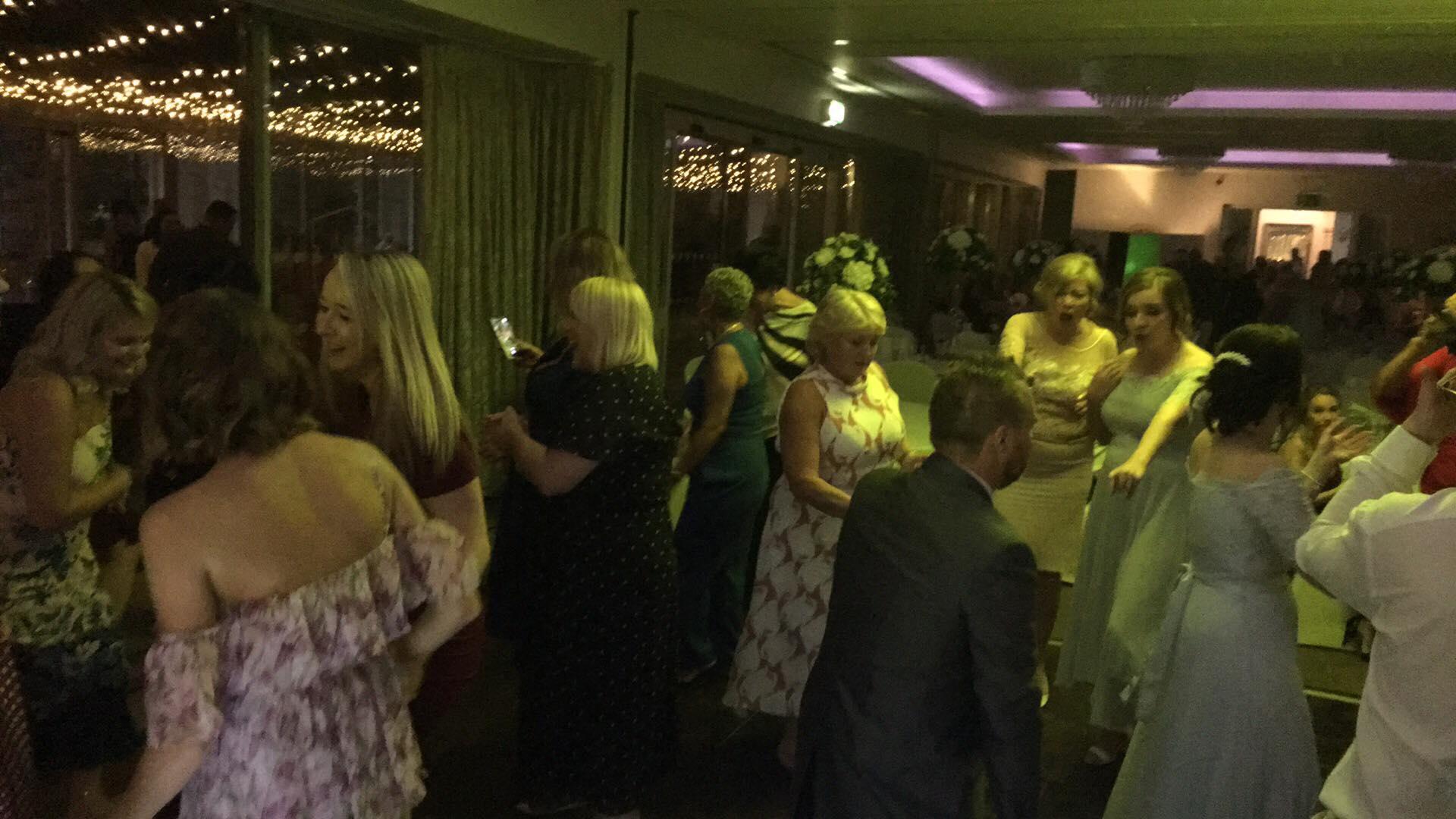 Full Dance Floor @ Hensol Castle