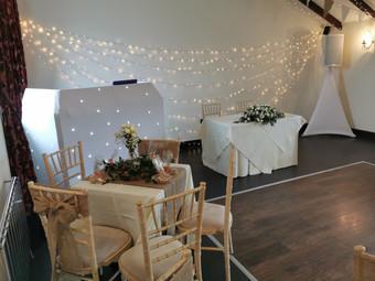 Day time dj booth and setup for all day wedding dj.jpg