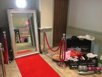 Magic Mirror Photobooth Hire rental south wales blackwood bargoed merthyr tydfil caerphill