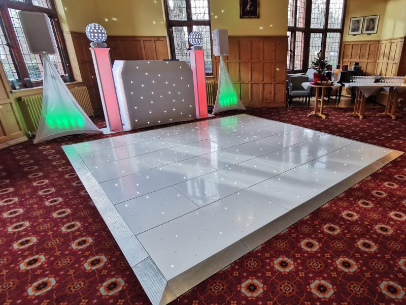 Elegant Setup & Dance Floor