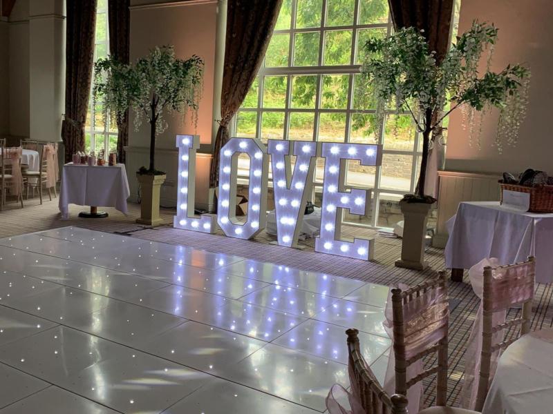 Love Letters & Dance Floor