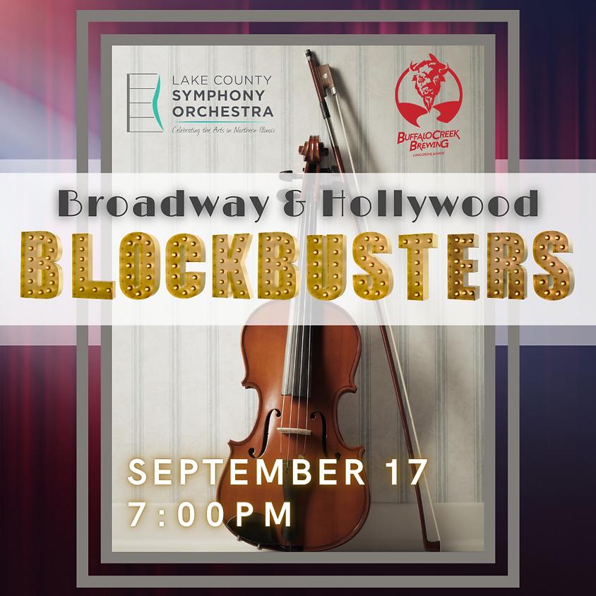 Broadway/Hollywood Blockbusters