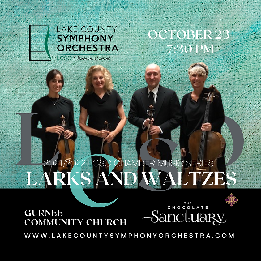 Chamber Series 1: Larks and Waltzes