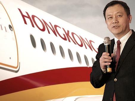 HONG KONG AIRLINES EN PELIGRO DE EXTINCIÓN