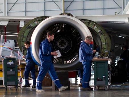 Ingeniería aplicada al mantenimiento en una aerolínea