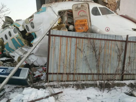 La tragedia de Kazaja