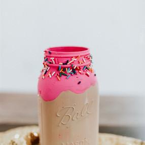 DIY Ice Cream Jars