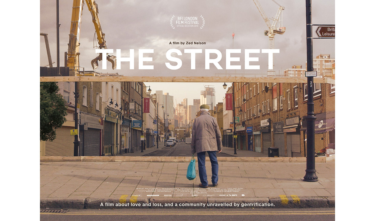 The Street | A film by Zed Nelson