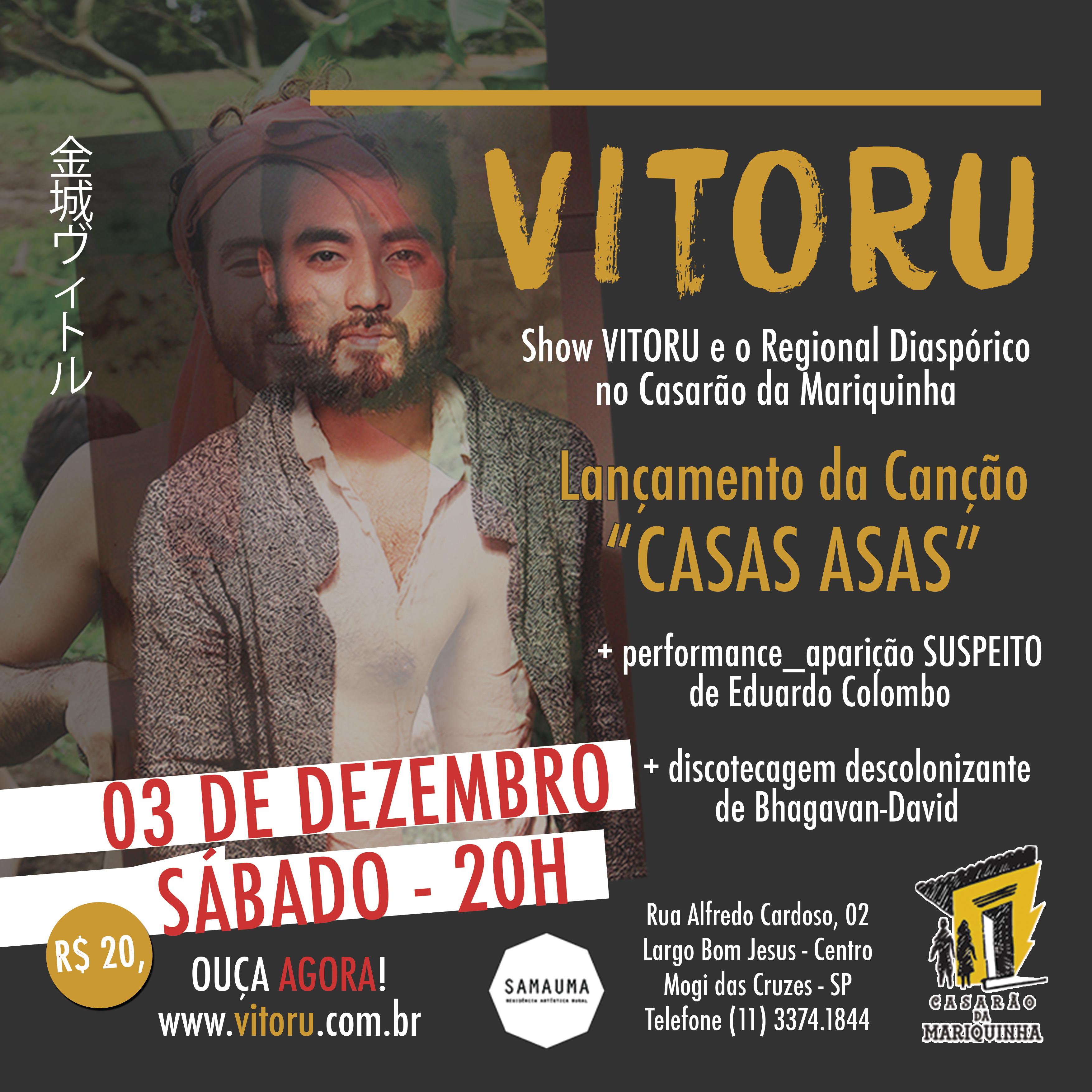 VITORU e Regional Diaspórico
