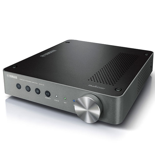 MusicCast Wireless Streaming Amplifier by Yamaha