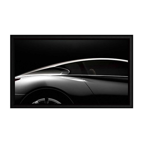 "Screen Innovations - 7 Series Black Diamond 120"" Fixed Projector Screen"