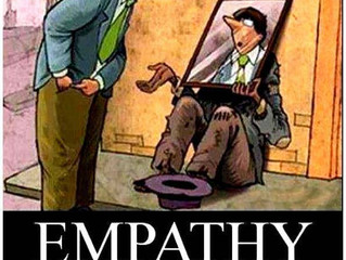 Greatness of a person - empathy