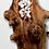 Thumbnail: Treibholz-Skulptur white Stones
