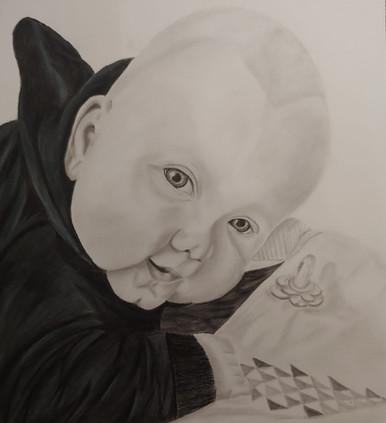 Portrait Baby