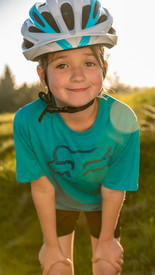 Athletic Portrait Photography: Youth mountain bike photo shoot | Santa Cruz, CA