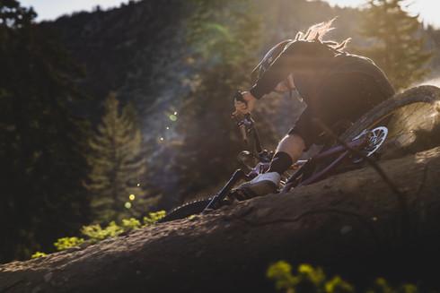 Mountain Bike Photography | Damon Iwanaga | Lake Tahoe
