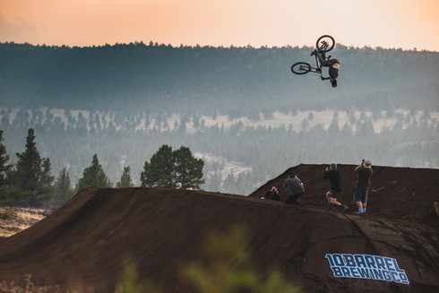 Freeride Mountain Bike Photography | Brandon Semenuk | Pineville, Oregon