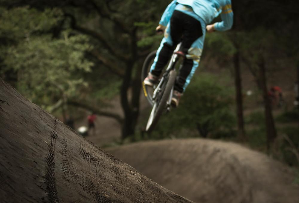 Fest Series photo of Freeride mountain biker Jordie Lunn