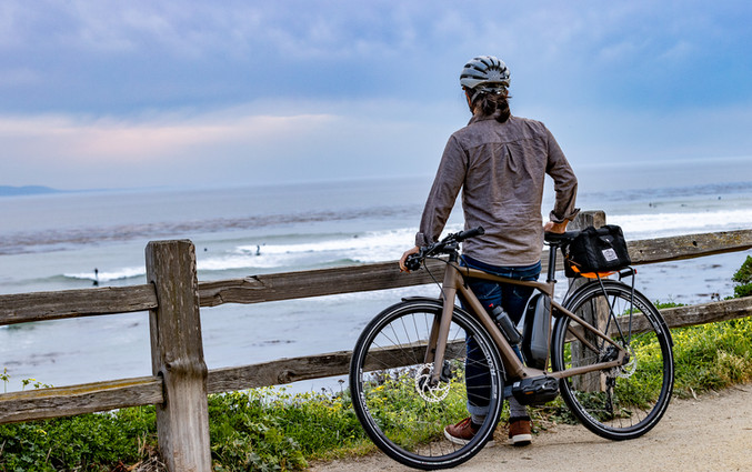 Lifestyle   BMC Amp City e-bike
