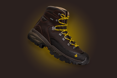 Studio Product Photography | Vasque hiking boots.
