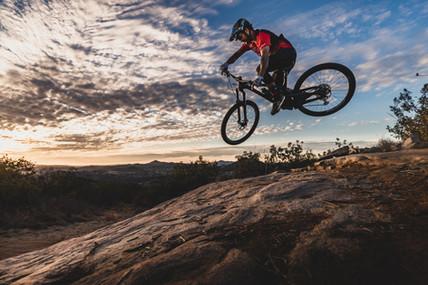 Pro mountain biker, Austin Warren | San Diego, CA