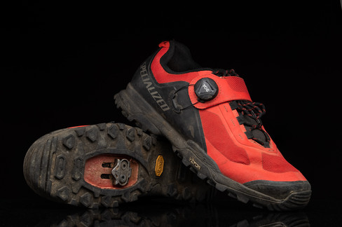 Studio Product Photography | Specialized Rime 2.0 Shoe