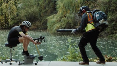 """Commercal Video: """"Real-World Aero"""" Commercial for BMC Switzerland bicycle company."""