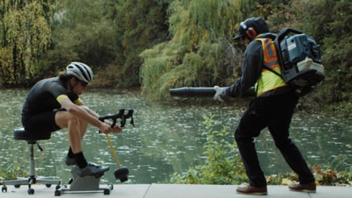 """""""Real-World Aero"""" Commercial for BMC Switzerland bicycle company."""