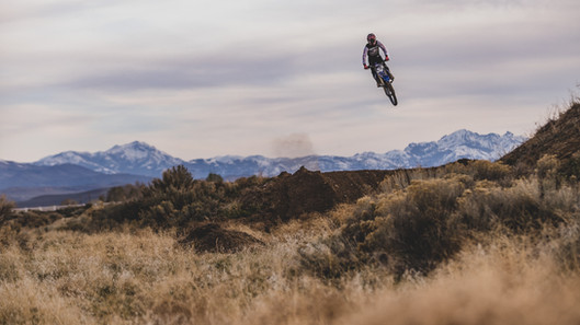 Motocross Photography: Pro rider Adam Conway