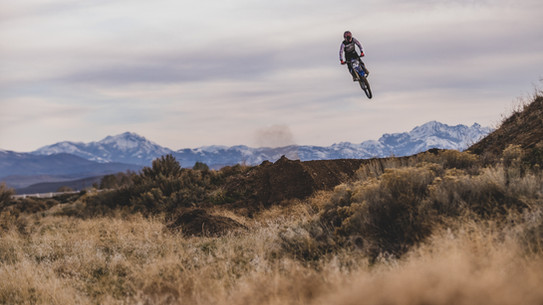 Motocross Photography: Pro rider Adam Conway