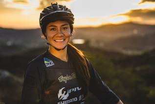 Portrait   Mountain Bike Shoot