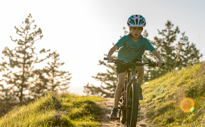 Kids MTB Shoot | Santa Cruz, CA