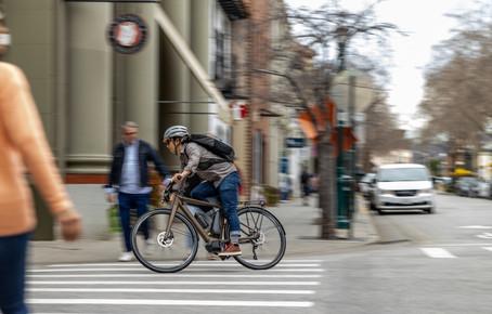 City Bike   Santa Cruz, CA