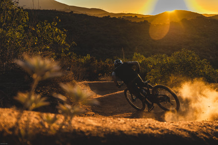 Mountain Bike Photography: Mountain biking in San Diego