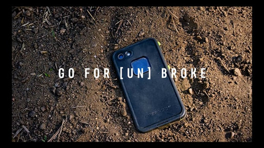 Commercial Video: Lifeproof phone case commercial with Cam Zink