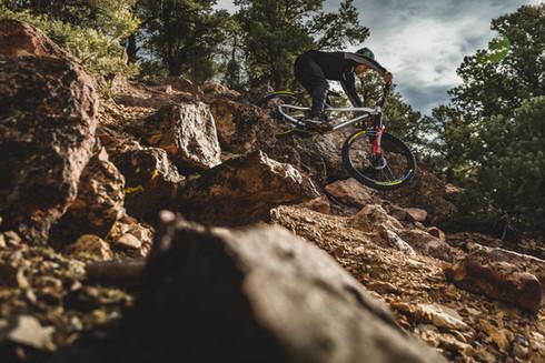 Mountain Bike Photography | Freeride mountain biker, Cam Zink | Reno, NV