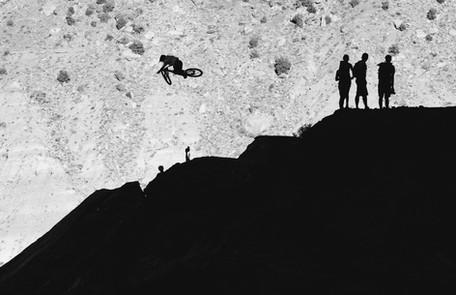 Mountain Bike Photography | Graham Agassiz | Red Bull Rampage