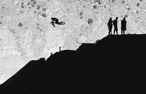 Mountain Bike Photography: Graham Agassiz | Red Bull Rampage