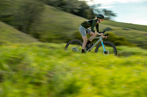 Gravel Bike Photography: Bikepacking photo shoot for BMC Switzerland in Bay Area in California.