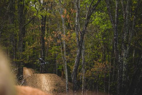 Mountain Bike Photography | Dakotah Norton | Windrock, Tennessee