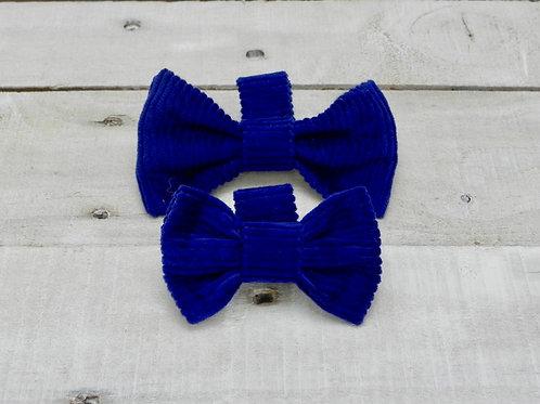 Hebden Corduroy Bow Tie