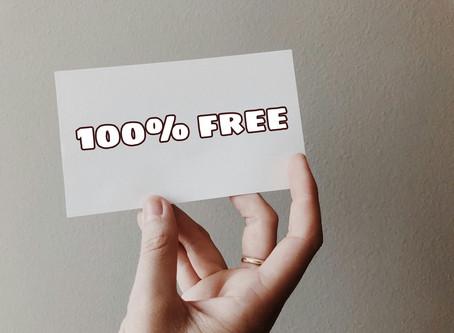 כסף זו לא מילה גסה! ניפוץ מיתוס החינם