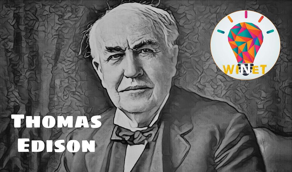 תומאס אדיסון - יזמים מנצחים