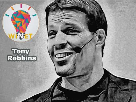 הביוגרפיה של טוני רובינס