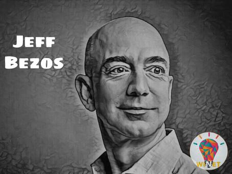 הביוגרפיה של ג'ף בזוס