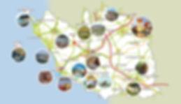 LES SITES TOURISTIQUES A PROXIMITES DU CHATEAU DES TOURELLES EN VENDEE
